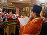 Никольский храм г. Заречного встретил Пасху обновленным