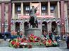 В преддверии Дня Победы в Екатеринбурге прошли торжественные мероприятия