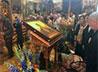 Епископ Мефодий возглавил Литургию и молебен об исцелении больных наркоманией в соборе г. Ниццы