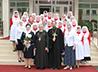 Второй выпуск уральских сестер милосердия получил дипломы Областного медколледжа.
