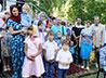 На празднике в честь свв. Петра и Февронии в Нижнем Тагиле чествовали многодетные семьи