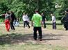 Молодые прихожане обустроили в Нижнем Тагиле площадку для мини-футбола