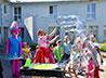 Праздником многодетных семей завершилась акция «Белый цветок» в Каменске-Уральском
