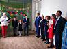 Священник освятил новые учебные кабинеты общеобразовательной школы п. Сосьва