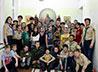 На осенних каникулах в Екатеринбургской митрополии состоялся слет юных разведчиков