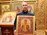 Осужденный невьянской ИК написал икону князя Владимира на конкурс «Канон»