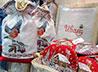 В Екатеринбурге вышивают уникальные рождественские подарки