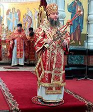 Встреча главы Екатеринбургской митрополии, Преосвященного владыки Евгения пройдет в Храме на Крови