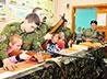 Младшие школьники Среднего Урала готовятся к военно-спортивной игре «Зарничка»
