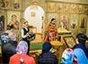 Первую Пасху встретил приход в честь иконы Божией Матери «Порт-Артурская»