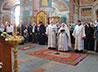 Екатеринбургские паломники встретили Вознесение Господне на земле св. Серафима Саровского