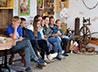 Конец учебного года школьники Тавды отпраздновали с «Тульской барыней»