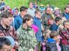 Участники туристического слета «Каменный Пояс» совершат Литургию на месте разрушенного храма