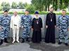 Командованию и личному составу ОМОН (на транспорте) Росгвардии представили духовника