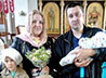 С Днем семьи, любви и верности поздравили православные семьи Качканара