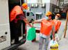 Энергетики помогают устранить последствия наводнения в Нижних Сергах
