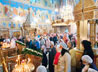 Екатеринбургский храм Целителя Пантелеимона встретил свой престольный праздник