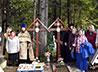 Память исповедников веры почтили народной панихидой на Висимском кладбище