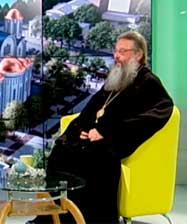 «Храм - это наше свидетельство любви к Богу»: митрополит Кирилл о Соборе святой Екатерины и опросе, как нашем малом стоянии за веру