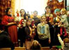 Юные сухоложцы подготовили кукольное представление о Крестителе Руси