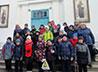 В Свято-Троицком архиерейском подворье провели экскурсию для ирбитских школьников