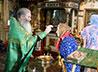 95-летний юбилей прихожанки отметили в Свято-Троицком храме г. Ирбита
