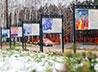 Прихожане Покровского храма украсили родной город красочной арт-галереей