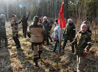 День народного единства исетские казаки отметили «Зарницей»