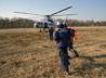 Для кадет хутора «Изумрудный» организовали просмотр фильма о подвигах спасателей