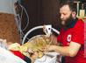Екатеринбургских врачей поддержали необходимыми средствами гигиены