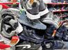 Неравнодушные люди купили для больных детей целую тележку сезонной обуви