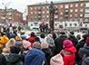 День Героев Отечества нижнетагильцы отметили митингом у городского мемориала