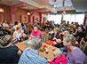В семейном ресурсном центре «Аистенок» состоялась встреча приемных родителей клуба «Аистята»