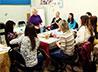 Тренинг для подростков и родителей провели в центре защиты семьи «Колыбель»
