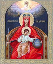 В день 100-летия явления «Державной» иконы Божией Матери все архипастыри Урала молитвенно почтут образ в Храме-на-Крови