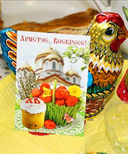 Благотворительная акция «Пасхальная радость» пройдет 16 и 17 апреля в гипермаркете АШАН