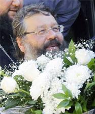 15 мая митрополит Екатеринбургский и Верхотурский Кирилл отметит свое 55-летие