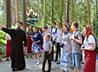 Качканарская молодежь совершила паломничество на Ганину Яму