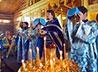 Престольный праздник Сретения Владимирской иконы Божией Матери отметили в храме на Семи Ключах