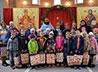 Детям из многодетных семей прихожане храма святителя Луки подарили школьные наборы