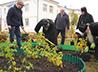 Архипастыри и представители ИППО высадили розы в Свято-Елисаветинской обители
