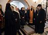 Елисаветинскому монастырю Алапаевска передали икону с частицей мощей св. Евфросинии Московской