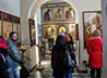 Невьянские школьники совершили паломничество в Алапаевск