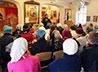 Проект «За други своя» провел необычное родительское собрание