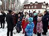 Паломничество на Ганину Яму совершили воспитанники школы Свято-Троицкого храма г. Арамили