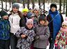 Казаки организовали для воспитанников воскресной школы «Ковчег» поход в лес