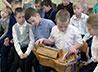 Певчие арт-проекта «Сердолик» побывали в гостях у школьников