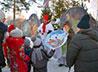 Сестры Скорбященской обители устроили для детей Рождественский праздник