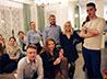 Молодежный клуб храма на Краснолесье встретил Масленицу веселым «квартирником»