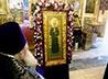 Поклониться чудотворной иконе св. Матроны Московской можно в Храме-на-Крови